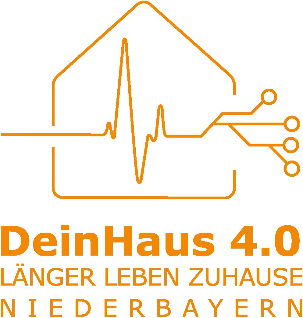 Logo DeinHaus 4.0 Deggendorf