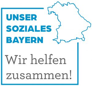 Logo Unser Soziales Bayern
