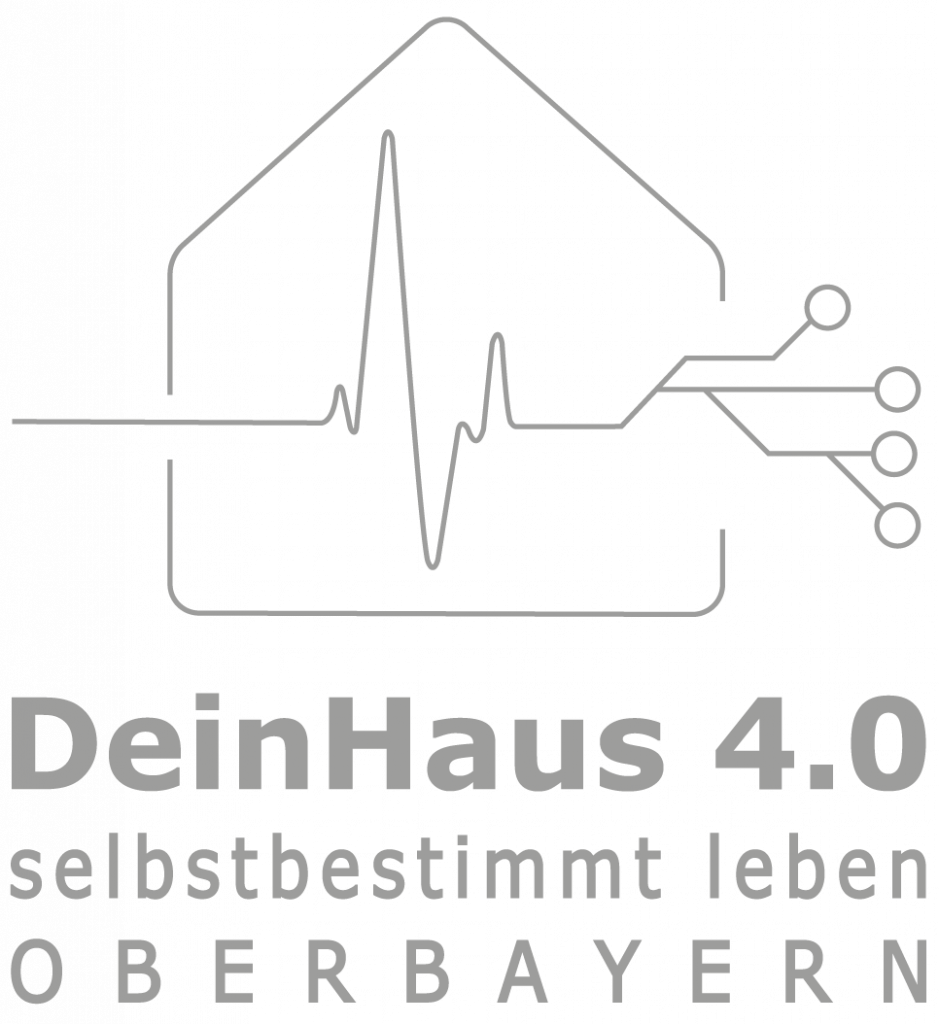Logo DeinHaus 4.0 Rosenheim
